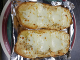 GARLIC CHEESE TOAST thumbnail